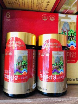 Cao Hồng sâm Hàn quốc-hộp 2 lọ 240g